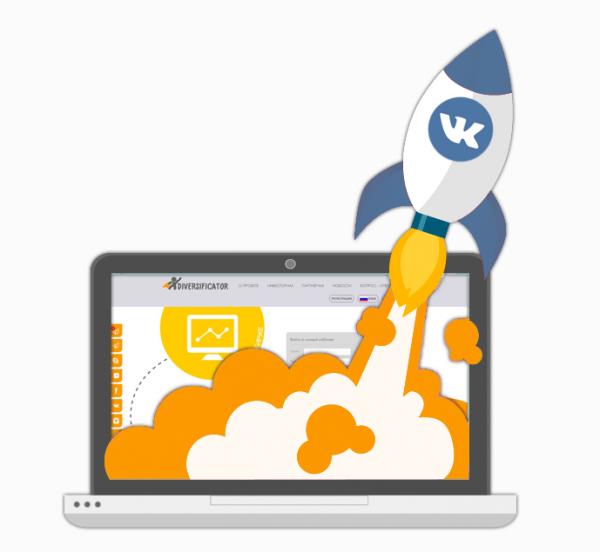 VKontakte, заданий, забудьте, протестировать, работает, категория, открыта, очередные, Diversificator, новости, разделе, TurboPay, проекте