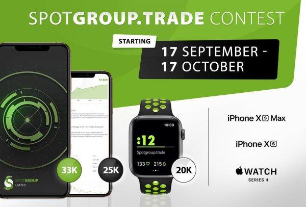 более, iPhone, Watch, Apple, первую, призы, линию, series, SpotGroup, средства, время, проведения, привлекших, право, выиграйте, желаемый, лидеров, выбрать, акции, следующие