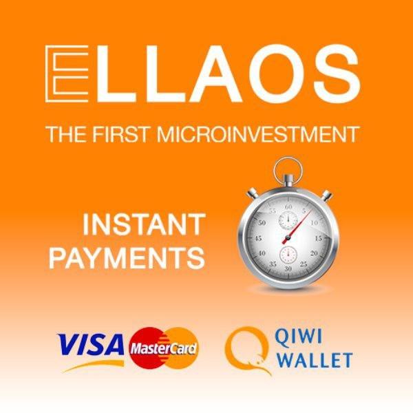 направлениям, теперь, осуществляются, моментальные, выплаты, автоматические, партнерам, клиентам, Ellaos, проекта, радостью, сообщает, своим, Администрация