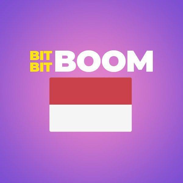 также, Индонезийском, языке, функционирует, сегодняшнего, BitBitBoom, более, мультиязычным, Проект