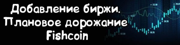 Фишкоин, монета, выросла, фишкоин, числа, «ФИШКОИНА», находится, разделе, Биржа, Следующее, подорожание, небольшой, партии, монет, новой, выпуск, будет, тогда, состоится, биржи